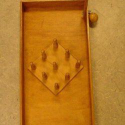Vlaams spel Tafelkegelspel